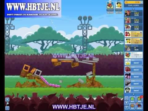 Angry Birds Friends Tournament Level 5 Week 81 (tournament 5) no power-ups