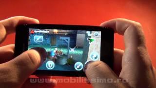 Jocuri HD Pe Nokia X7 Mobilissimo TV