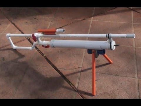 The Best Homemade Air Gun On YouTube