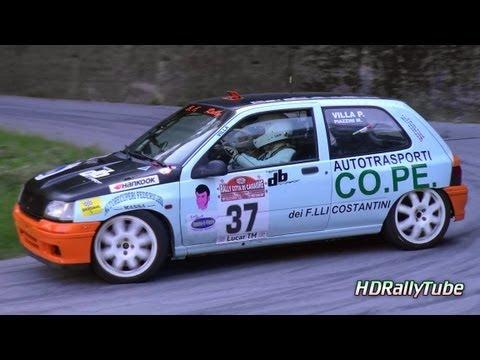 19° Rally Città Camaiore 2013 [HD]