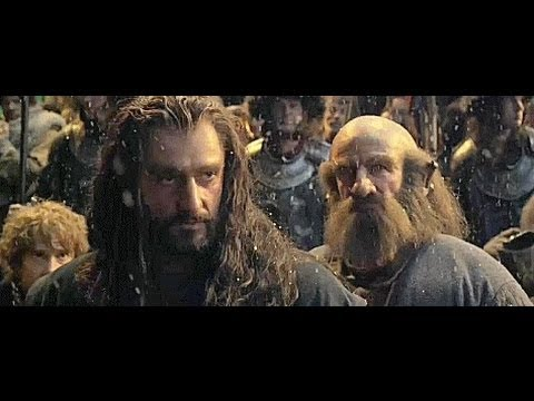 The Hobbit: The Desolation of Smaug - Official Trailer #2 (2013) Martin Freeman, Ian McKellen [HD]