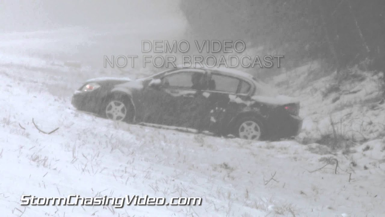 North Carolina Snow Storm