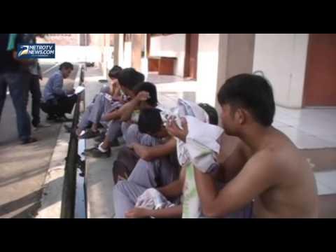 Rayakan Kelulusan, Puluhan Pelajar SMA di Kendal Pesta Miras dan Tawuran