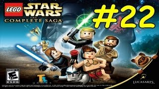 Lego Star Wars The Complete Saga Walkthrough Episode 4