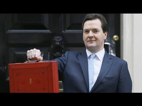 George Osborne's 2014 Budget in 90 seconds