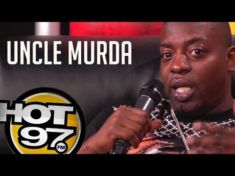 Why did Uncle Murda change his name to UM?