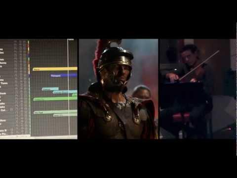 Total War: Rome 2 — видео о создании музыки