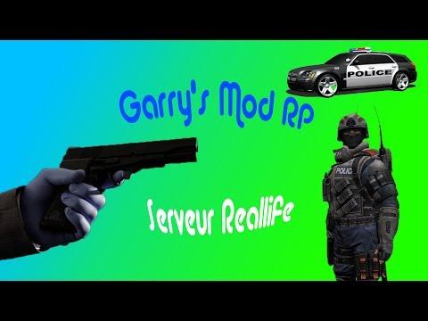 RealLife | Garry's Mod RP | Outrage à agent de police ! ^^