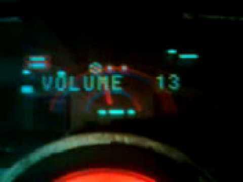 Sony genezí MHC GTX888 prueba de bass con cancion d hip hop