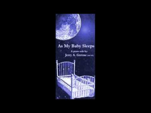 """As My Baby Sleeps"" - Piano Solo"