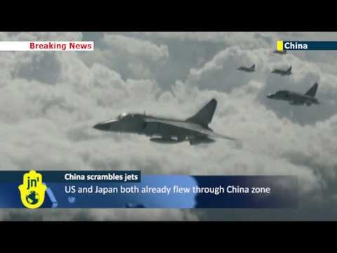 South China Sea Tension: China sends fighter aircraft to newly declared air zone