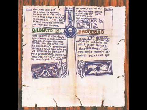 Gilberto Gil - LP 1969 - Album Completo/Full Album