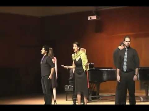 The New World - YMCO - Jason Robert Brown - Songs for a New World