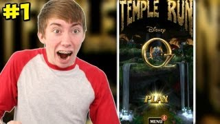 Temple Run: Oz NEW TEMPLE RUN GAME Part 1 (iPhone