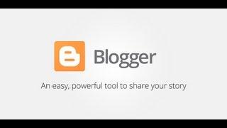 Tutorial membuat blog di Blogger (blogspot) view on youtube.com tube online.