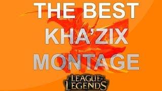 LoL Best Kha Zix Montage! AFTER NERF Patch 3.13