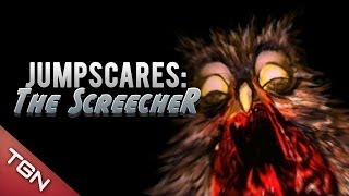 JUMPSCARES: THE SCREECHER (Dont Starve MOD)