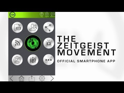 The Zeitgeist Movement Official Mobile Application for iOS!