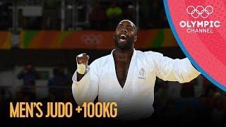 Men's Judo 100kg Contest for Gold | Rio 2016 Olympics Replay