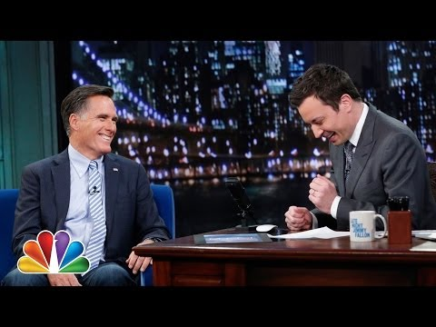 Mitt Romney Sets a Burger Summit with Jimmy