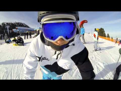 GoPro HERO 3 Black - Ski & Snowboard  | Kussi Edit