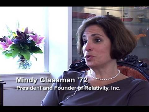 Making Their Mark: Mindy Glassman Moore College of Art & Design Oral History