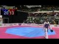 World Taekwondo GP London 2017 Day 2 Session 2 Mat 3