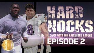 First Player Cut on Hard Knocks, Shannon Sharpe Pranked & More!   2001 Ravens Episode 2   NFL Vault