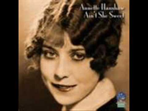 Annette hanshaw it 39 s the talk of the town youtube - Annette frank ...