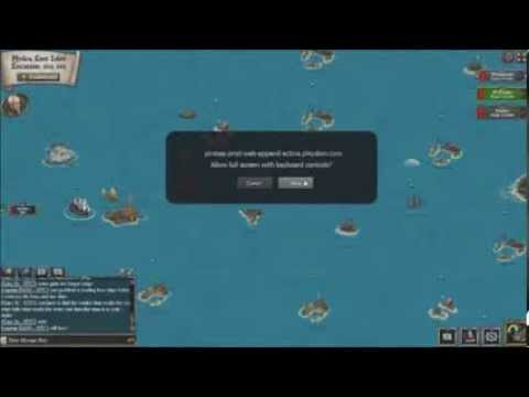 Pirates of the Caribbean: Isles of War - Player Cheat