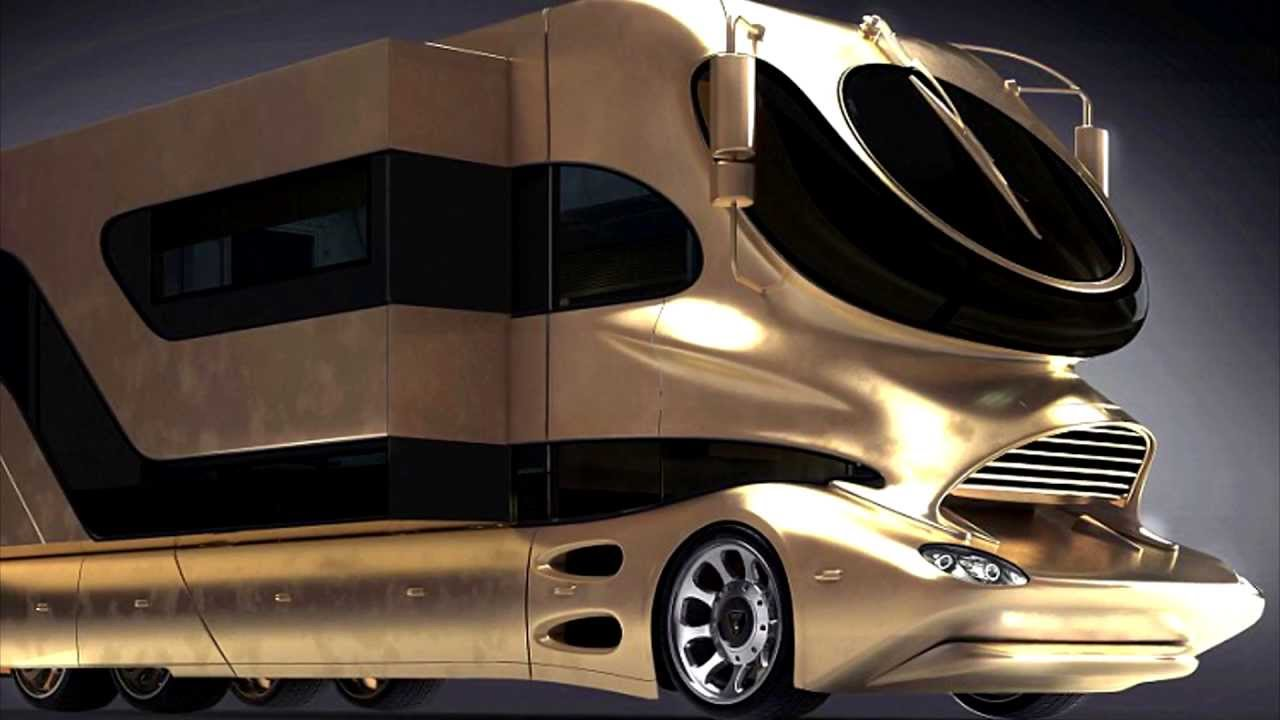 Worlds Most Expensive Rv >> eleMMent Palazzo - World's Most Expensive RV - YouTube
