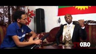 TV-Oro: Interview with Oromo Recording Artist Umar Suleeymaan (Parts 1 & 2)