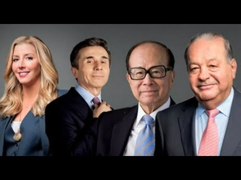 Behind The 2012 Forbes Billionaires List