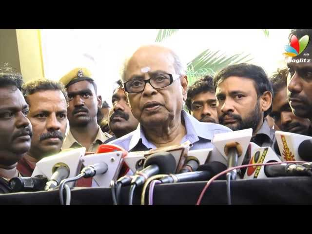 Director K. Balachander Vairamuthu and  to Balu Mahendra | Funeral Video | Death | Seeman, Mohan
