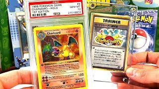 My Top 5 Rarest Pokemon Cards ($20,000+)