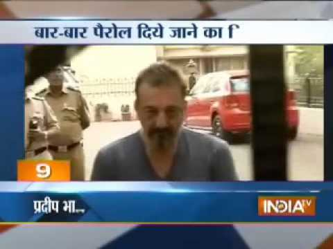 PIL questioning Sanjay Dutt's parole extension filed in HC