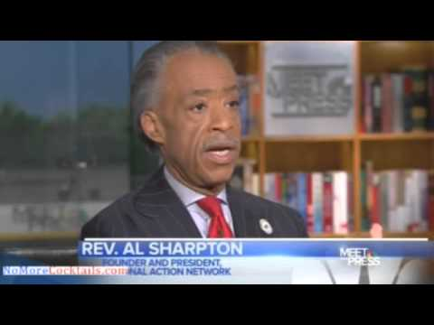 Race Baiter Al Sharpton threatens to target advertisers over Donald Sterling's comments