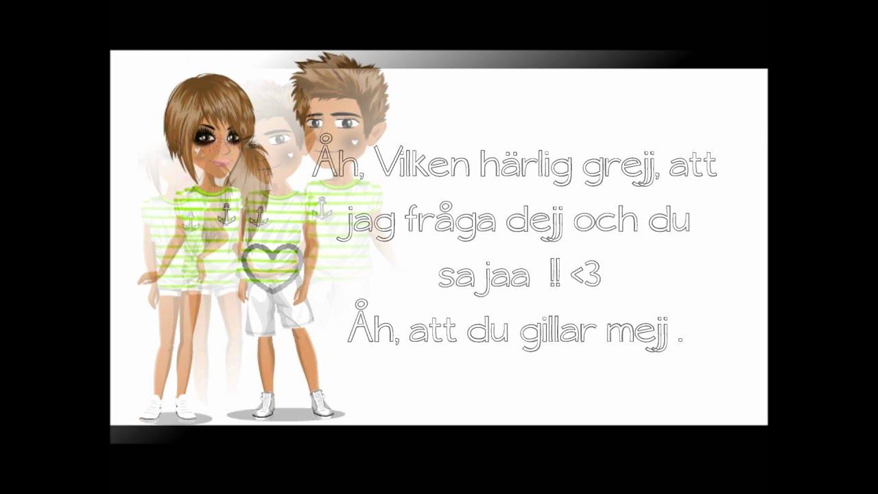 flickvän tror jag är otrogen Visby