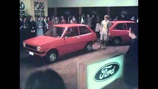 Barry Pender Motors Kilkenny 1976 The Launch Of The Mk1