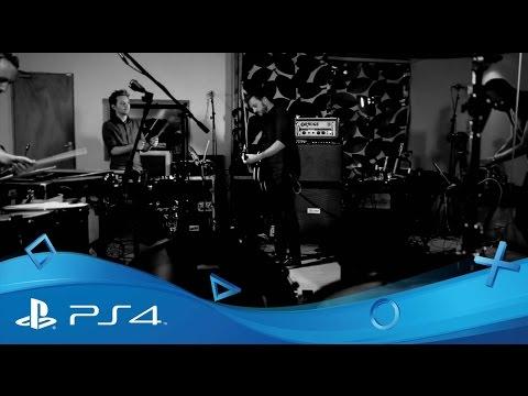 No Man's Sky | 65daysofstatic Studios Session | PS4