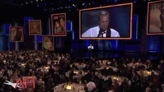 Jeff Daniels Tribute to Jane Fonda's Abs, Buns and Thighs