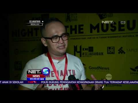 Tantang Diri dengen Berwisata Sejarah di Malam Hari - NET5