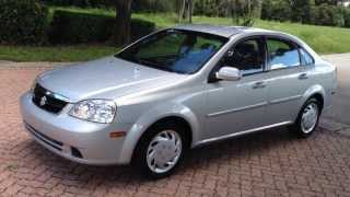 2007 Suzuki Forenza - View our current inventory at FortMyersWA.com