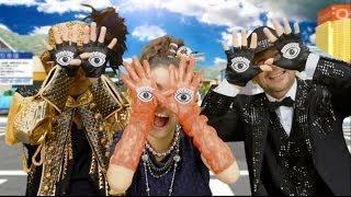キング・クリームソーダ / ゲラゲラポーのうた(妖怪ウォッチ テーマソング)