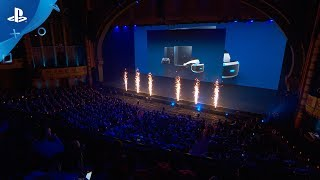 PlayStation Media Showcase E3 2017