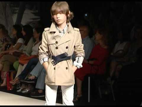 DNK Boss Timberland  en FIMI Fashion Show - Temporada Primavera/Verano 2012