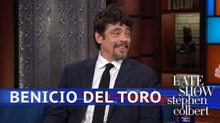 Benicio Del Toro Wants Representation For Puerto Ricans