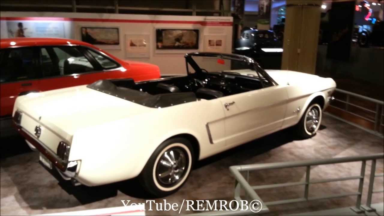 first ford mustang built youtube. Black Bedroom Furniture Sets. Home Design Ideas