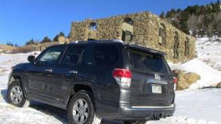 "Bam Bam, the Bighorn Sheep Attacks Toyota 4Runner : ""RAMbunctious"" videos"