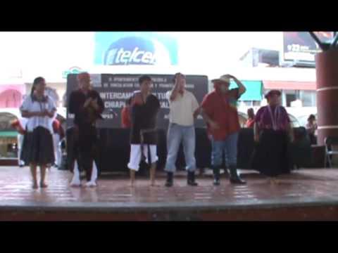 INTERCAMBIO CULTURAL COATEPEQUE-TAPACHULA